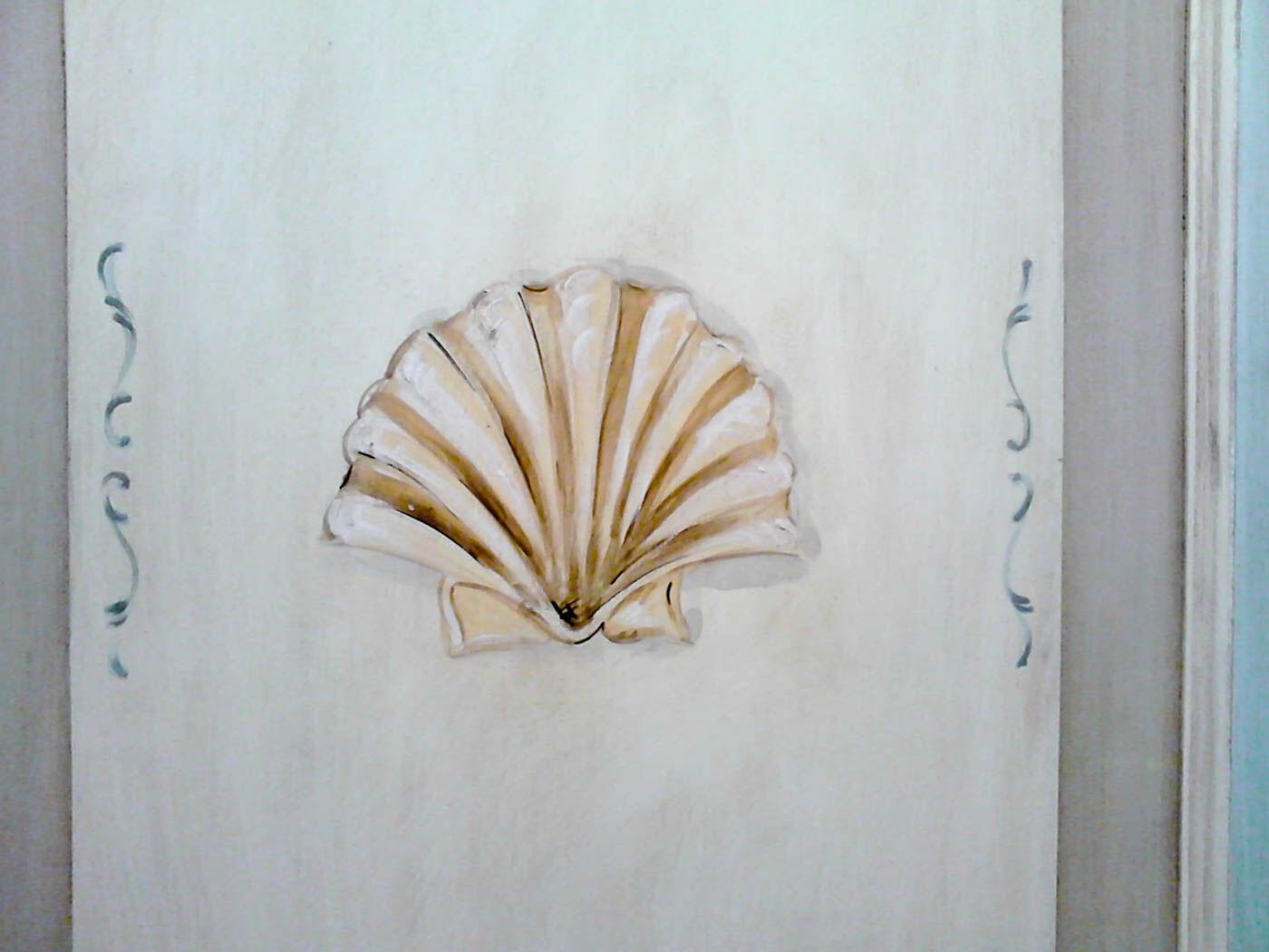 DECORO CONCHIGLIA