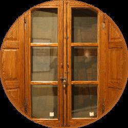 Produzione Finestre in legno